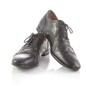 Antonio Maurizi Brogue Wingtip Oxford Dress Shoes